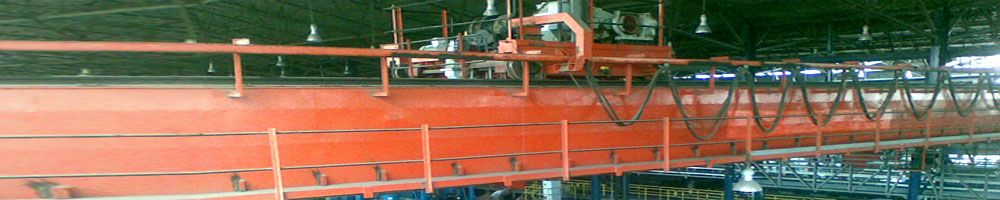 Steel Mill Duty Cranes