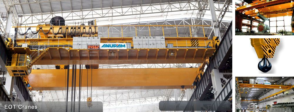 Anupam Industries is an India's Largest Crane Manufactures And
